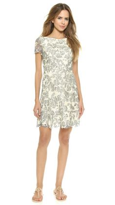 Tory Burch Summer Dress |