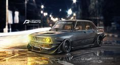 Speedhunters BMW 535i - Need for speed Tribute - by yasiddesign on DeviantArt