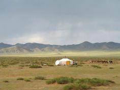 Mongolia * by saskiaroundtheworld, via Flickr