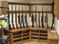 gun rooms | gun room 1 gun room 2 gun room 3 gun room 4 entry door the creek ...