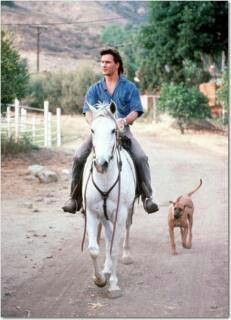 <3 The gorgeous Patrick Swayze <3