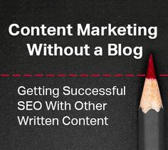 #Content #Marketing Without a #Blog: Successful #SEO With Other Written Content http://www.digitalcurrent.com/content-marketing/content-marketing-without-blog/?utm_campaign=crowdfire&utm_content=crowdfire&utm_medium=social&utm_source=pinterest