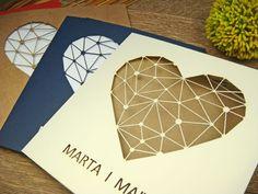 wzory zaproszeń ślubnych z kolekcji Serce wzór 59 |   Zaproszenia ślubne laserowe, kartki 3D Studio, Save The Date, Coasters, Weddings, Google, Valentines Day Weddings, Invitations, Drawings, Coaster