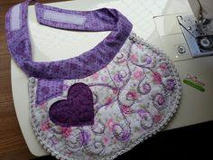 DeCoração Costura Artística: Para uma bebê cheia de charme