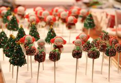Idea Pop Cake Ball | Finallllly! All the cake pops were done!