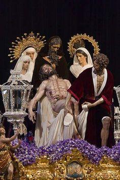 Jesus son of man acended master king of indigos . Image Jesus, Jesus Christ Images, Jesus Art, Religious Rituals, Religious Art, Catholic Prayers, Catholic Art, La Pieta, Crucifixion Of Jesus
