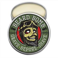 Beard bomb beard balm: http://www.growabeardnow.com/beard-conditioners/