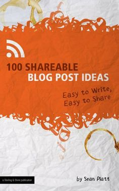 Free @amazonkindle: 100 Shareable Blog Post Ideas (Easy to Write, Easy to Share) (The Digital Writer) http://www.amazon.com/dp/B007QYQ188/ref=cm_sw_r_pi_dp_ihk4pb13FHZ4D