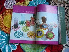 Revistas de crochê - japão / decada 60 /70
