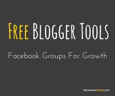 An extensive list of the best Facebook groups for blog growth. Join a few to increase page views, engagements, social impact and more.