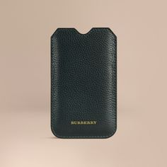 Burberry Grainy Leather iPhone 5/5S Case