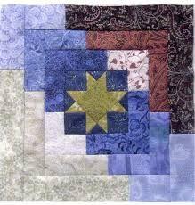 Image result for different log cabin quilt blocks