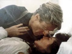 Out of Africa. Robert Redford and Meryl Streep