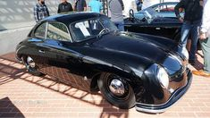 1951 Porsche 356 1500 Coupe by Reutter sold at RM Sotheby's Monterey Auction 2017 http://www.specialcarstore.com/content/porsche-celebrates-70-years-legendary-sports-cars