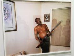 Uncle Mack by Deana Lawson www.blackartinamerica.com for your Art Basel recap. #Doyoubasel #blackandbasel #artbaselmiami2017