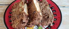 Appel-kaneelcake met rozijnen
