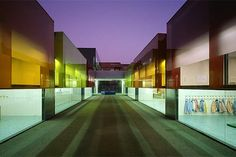 Els Colors Kindergarten by RCR Arquitectes