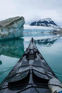 Kayaking through Norway with a GoPro #photography #adventure