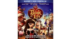 The Book of Life (Blu-ray Disc) (2 Disc) - Larger Front