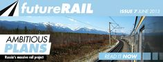 Read our April edition of future rail here!