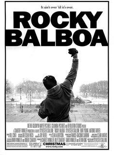 Sylvester Stallone, Tony Burton, Milo Ventimiglia, and Burt Young in Rocky Balboa Rocky Balboa Film, Rock Balboa, Rocky Balboa Poster, Rocky Poster, Rocky Balboa Quotes, Rocky Quotes, Sylvester Stallone Young, Sylvester Stallone Quotes, Laura San Giacomo