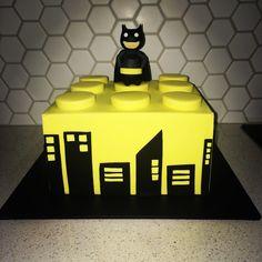 Lego Batman Birthday Lego Batman  Childrens Birthday Cakes - Lego batman birthday cake
