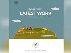 Portfolio 2014 Work Page by Cody Roberts (iPhone: 36.156025,-86.780548)