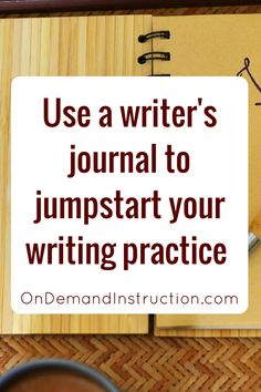 How to Jumpstart Your Writing Routine.  Have you taken a break from writing and are ready to start into a writing practice again?  Are you a writer of short stories, poetry, journals, or essays?  Whatever your situation, most writers take a break from writing now and then.  Returning to a consistent writing practice can be a challenge.  Read this blog post for ideas on how to make the transition back to writing smoother.  Ondemandinstruction.com