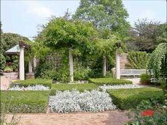 ▶ Garden Design Guru: John Brookes; a Landscape Design Legend - YouTube
