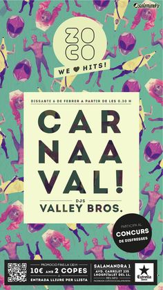 #Carnaval16 #Salamandraclubs