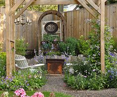Garden Room: awesome project