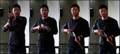 """""""Yup, bunker's haunted."""" - 9x14 Captives (click for larger pic)"""