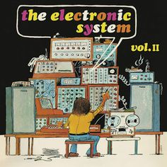 Vol Ii Electronic System Album