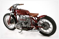 '75 BMW R75/6 - Kingston Customs - Pipeburn - Purveyors of Classic Motorcycles, Cafe Racers & Custom motorbikes