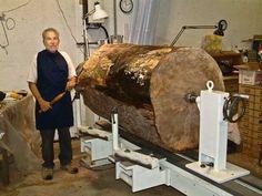 1300 pound log