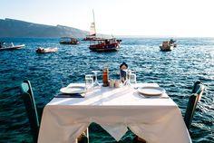 Dinner Seaside