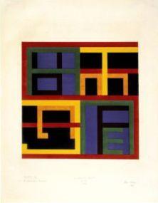Lothar Schreyer, Sanctifica Me, 1923 Bauhaus Archive / Museum of Design, Berlin (763)