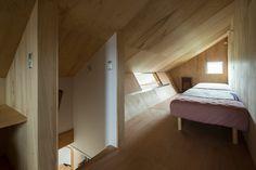 今回紹介したいのは屋根裏を活用するために気を付けたいこと。天井の高い居室として、また収納場所やロフトとして活用できる屋根…