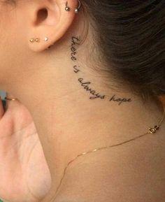 tattoo back \ tattoo back _ tattoo back women _ tattoo background _ tattoo back of arm _ tattoo background filler _ tattoo back of neck _ tattoo back of arm above elbow _ tattoo background ideas Tattoo Girls, Tattoo Women, Neck Tattoos Women, Back Of Neck Tattoos For Women, Small Neck Tattoos, Mini Tattoos, Finger Tattoos, Body Art Tattoos, Tatoos