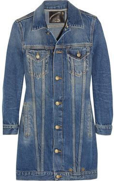 R13 - Denim Jacket - Mid denim - $795.00