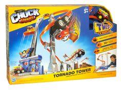 Tonka chuck & friends tornado tower playset