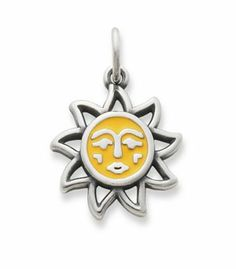 Sunny Days Enameled Charm | James Avery