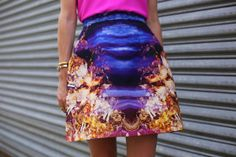 skirt as art