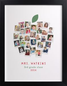 Click to see 'Apple for the Teacher' on Minted.com
