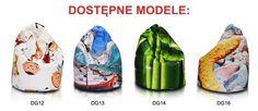 #sako modern to ciekawa propozycja #pufy z nadrukiem dla dzieci, młodzieży ale i dla ceniących nowoczesność:)