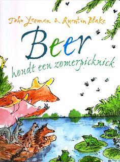 Een gezellige zomerse picknick met Beer en zijn vrienden...
