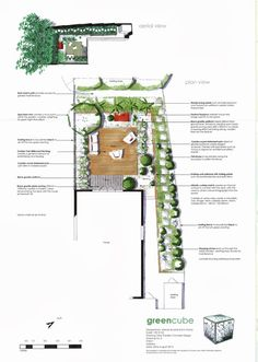 greencube garden and landscape design, UK: Greencube courtyard garden to be built in Caterham, Surrey