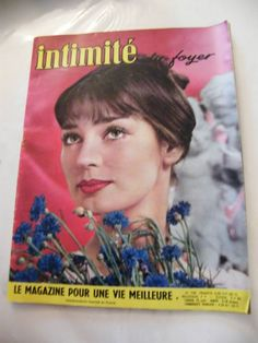 Magazine Intimité du Foyer N°759 Roman Photos