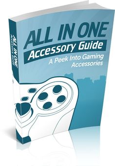 All In One Accessory Guide - Masters Resale Rights item for sale