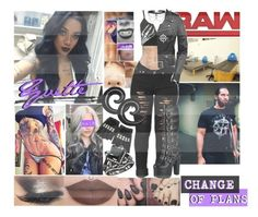 """""""😈☠✖️YVETTE✖️☠😈 Change of Plans❌READ DESCRIPTION"""" by black-onyxx ❤ liked on Polyvore"""